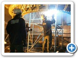 Coating Of Steel Plant Furnace- 1