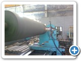 HVOF Coating Of Paper Mill Roll-1