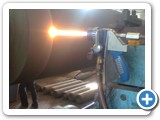 HVOF Coating Of Paper Mill Roll-3