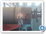 HVOF Coating of Paper mill roll.2