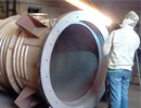 twine-wire-ARC-coating-of-SS.-vassal-tank